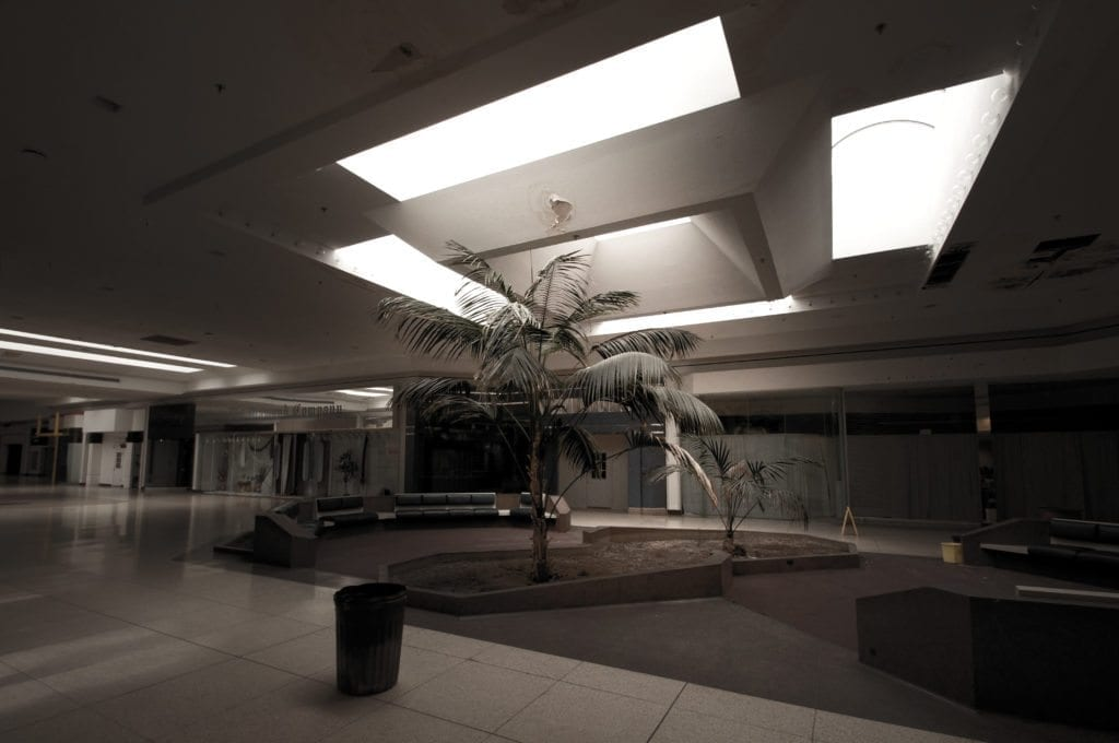 Abandoned Euclid Mall-Ohio
