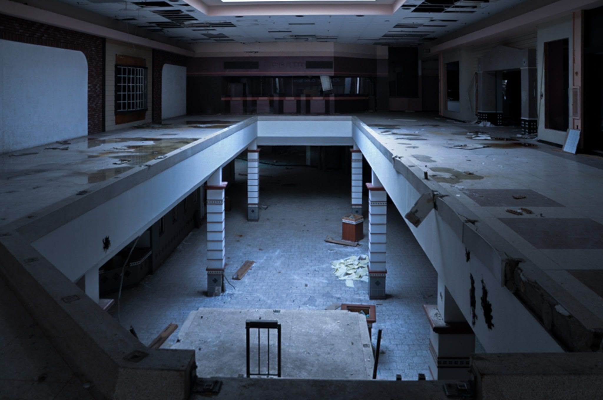 a haunting look inside america s creepiest abandoned malls