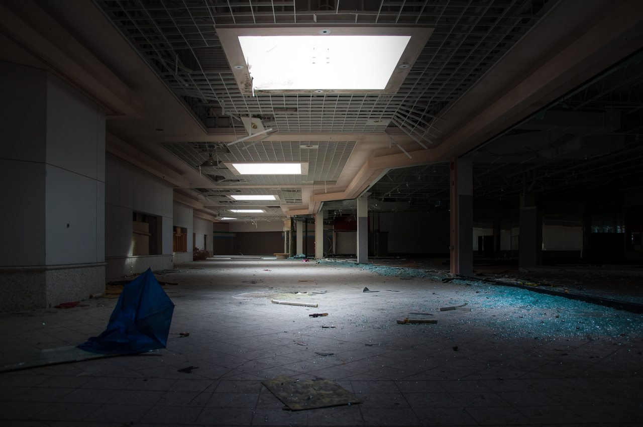 creepiest abandoned malls in america